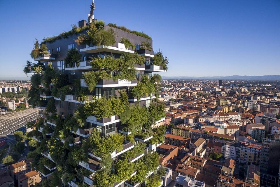 Architettura ecosostenibile: alcuni tra i progetti più green al mondo